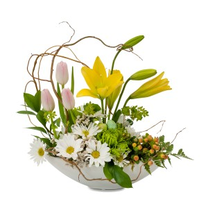 The Catalina Fresh Flower Arrangement