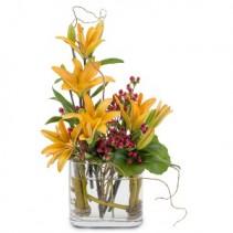Floating Blooms Fresh Flower Arrangement