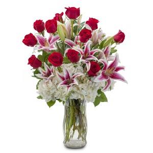 Inspired Fresh Flower Arrangement