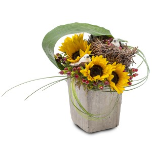 Urban Nest Fresh Flower Arrangement