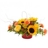 Harvest Garden Fresh Flower Arrangement