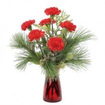 Wispy Pines Fresh Flower Arrangement