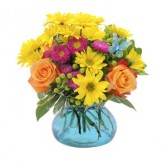 Flutter Fresh Flower Arrangement