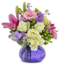 Embrace Fresh Floral Arrangement