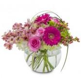 Grace Fresh Flower Arrangement