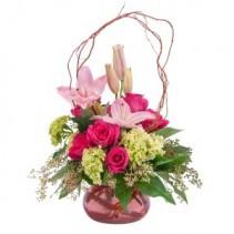 Oh, So Beautiful Fresh Flower Arrangement