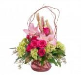 Oh, So Beautiful Blooms Fresh Flower Arrangement