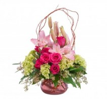 Oh, So Beautiful Blooms Fresh Flower Arrangement
