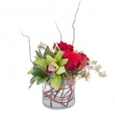 Simply Love Fresh Flower Arrangement