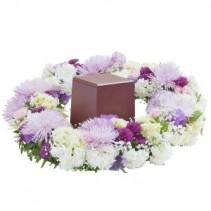 Soft and Sweet Surround Fresh Flower Arrangement