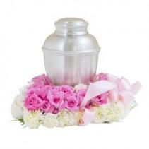 Precious Heart Surround Fresh Flower Arrangement