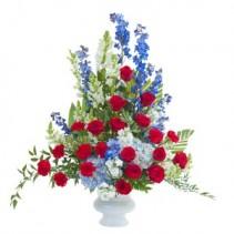 Honor Large Urn Fresh Flower Arrangement