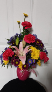 To cheer you mixed bold arrangement