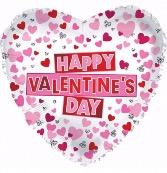 """""""To My Valentine"""" Balloon Bouquet"""