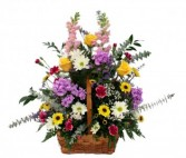 To Thank-You Basket Arrangement