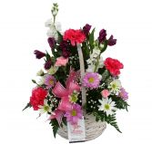 To say Thanks Basket Arrangement