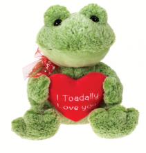 Toad Love  Plush