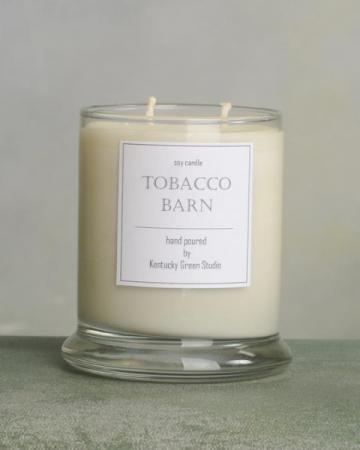 Tobacco Barn Candle