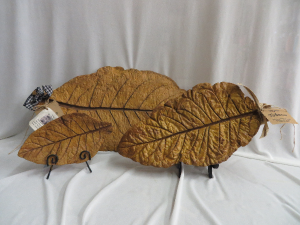 Tobacco Leaves Gift item in Farmville, VA | CARTERS FLOWER SHOP