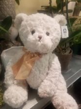 Toby bear by Bearington Teddy Bear