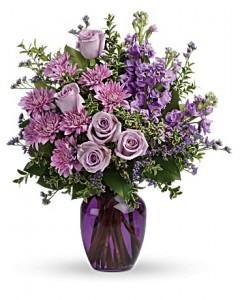 Together At Twilight Bouquet in Jasper, TX   BOBBIE'S BOKAY FLORIST