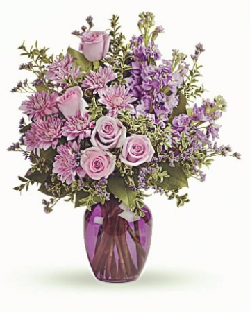 Together At Twilight Bouquet  Bouquet by Teleflora