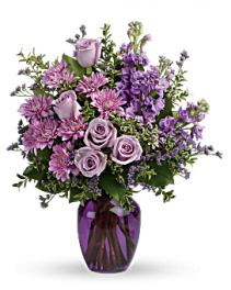 Together At Twilight Bouquet Floral Arrangement