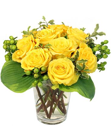 Tomorrow's Promise Vase Arrangement
