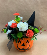 Too Cute To Spook Halloween BOOquet