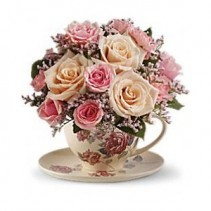 Too CuteTeacup GFFG Arrangement