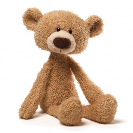 Toothpick Teddy Bear Stuffed Animal