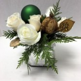 Touch of Class Christmas Centerpiece