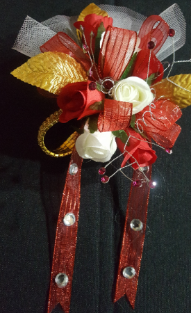Touch of Class Corsage