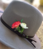 Touch of Class Hat Pin