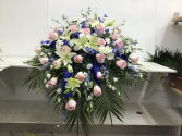 Touch of Elegance Casket Cover Casket Cover