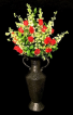 Touch of Elegance Roses & Larkspurs