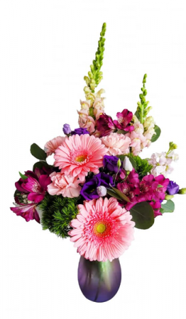 Touch of Love Fresh Vase