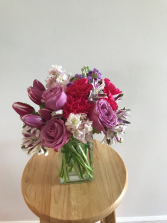Touch of Love Vase Arrangement