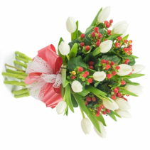Touch of sincere love Wrap bouquet GEF010