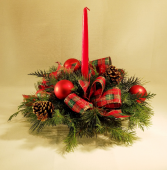 Touch of the Holidays Centerpiece