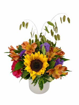 TOUCH OF THE SEASON  Flower Arrangement  in Nevada, IA | Flower Bed