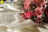 Wedding-Touch of Vintage Bouquet