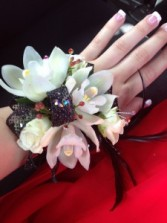 Touches of Red Prom or Wedding