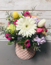Touches of Spring Arrangement