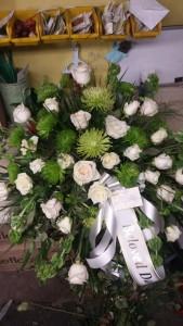 Touching Tribute casket