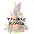 Tower of Flower Arrangement