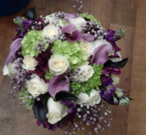 Tracy's Love Bridal Bouquet