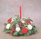 Tradition Christmas Centerpiece