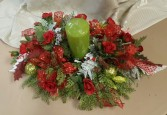 Traditional Christmas Centerpiece christmas
