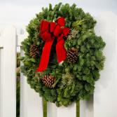 Traditional Christmas Wreath Wreath